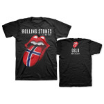 Rolling Stones at Telenor Arena in Oslo, Norway T-Shirt