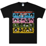 Rolling Stones Some Girls Black T-Shirt