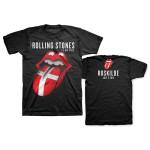 Rolling Stones at Roskilde Festival in Roskilde, Denmark