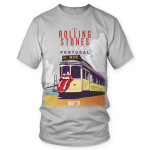 Rolling Stones Lisbon Trolley T-Shirt