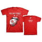 Rolling Stones Switzerland Soccer T-Shirt