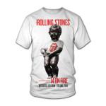 Rolling Stones Belgium T-Shirt