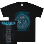 Stone Sour Shield Tour T-Shirt