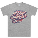 Stone Sour Racing Logo T-Shirt