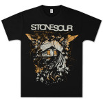 Stone Sour House of Gold and Bones T-Shirt