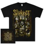 Slipknot Film Tour T-Shirt