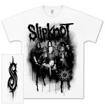 Slipknot Spraypaint Splatter T-Shirt