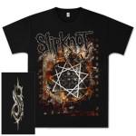Slipknot Flames T-Shirt