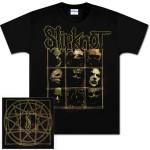 Slipknot Grid T-Shirt