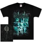 Slipknot Scratch Squares Tour T-Shirt