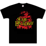Scars on Broadway Attack T-Shirt