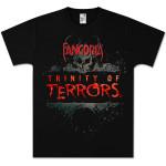 Trinity of Terrors Logo Event Tee