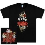 Tokio Hotel Rock Art T-Shirt