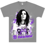 Tokio Hotel Purple Flourish Bill Women's T-Shirt