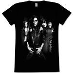 Tokio Hotel Greyscale Band Women's T-Shirt