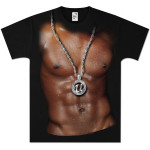 Usher Virtual Abs T-Shirt