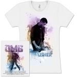 Usher OMG Tour Girlie T-Shirt