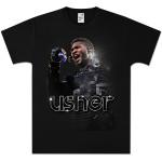 Usher 2011 The Mic Tour T-Shirt