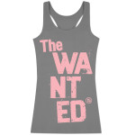 The Wanted Jumble Girlie Tank