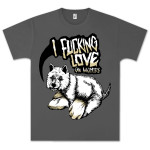 Gin Wigmore Puppy Love T-Shirt