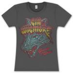 Gin Wigmore Wolf Babydoll T-Shirt