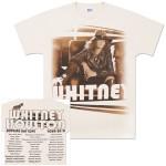 Whitney Houston Lion Crest Tour T-Shirt