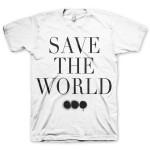 Swedish House Mafia Save The World T-Shirt