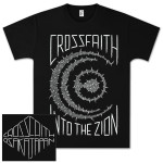 Crossfaith Into the Zion T-Shirt