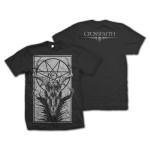 Crossfaith Blazing Skull T-Shirt