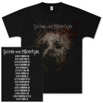 Scar The Martyr Album Tour T-Shirt
