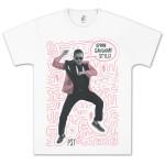 PSY Gangnam Scribbles Dance T-Shirt
