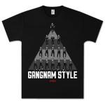 PSY Gangnam Style Pyramid T-Shirt