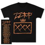 ZZ Top Royal Tour T-Shirt