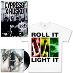 Cypress Hill X Rusko Vinyl EP Bundle