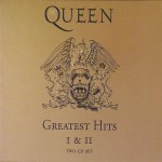 Queen - Greatest Hits I & II (2 CD Set)