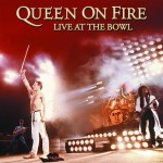 Queen - On Fire Live At The Bowl CD