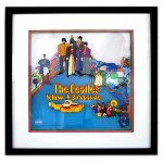 Yellow Submarine- Blu Ray Special Limited Edition Triple Layered Sericel