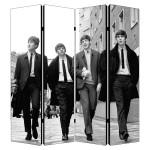 The Beatles – Walking Room Divider