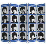 The Beatles – A Hard Day's Night Room Divider