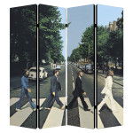 The Beatles – Abbey Road Room Divider
