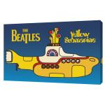The Beatles Yellow Submarine Canvas