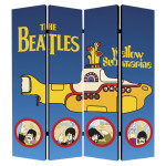 The Beatles – Yellow Submarine Room Divider