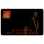 2 Chainz Electronic Gift Certificate