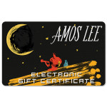 Amos Lee Electronic Gift Certificate