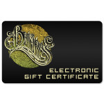 Baroness Electronic Gift Certificate