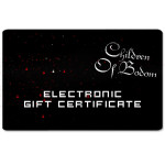 Children of Bodom Electronic Gift Certificate