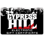 Cypress Hill Electronic Gift Certificate