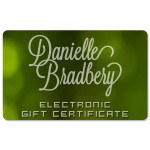 Danielle Bradbery Electronic Gift Certificate