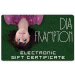 Dia Frampton Electronic Gift Certificate