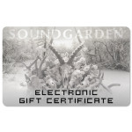 Soundgarden Electronic Gift Certificate